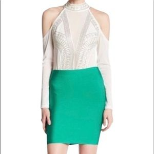 Wow couture Bandage pencil skirt